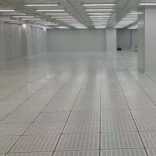 济宁电子厂净化车间