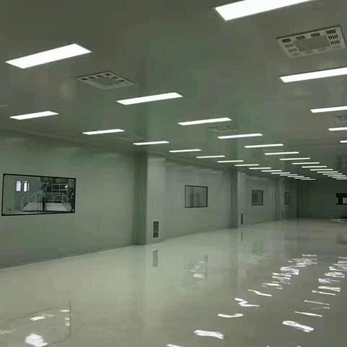 济宁食品厂净化车间工程