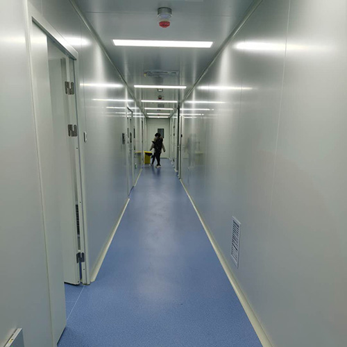 济宁医疗器械净化车间
